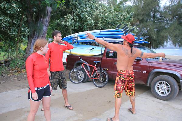 Hawaiian Surfing Adventures (Printable)