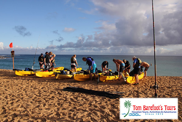 Kayak Kauai, Napali Coast Kayaks