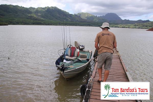 Koloa Bass Fishing Tours
