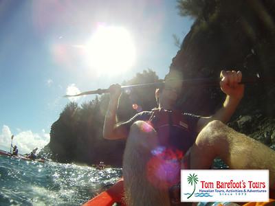 Outfitters Kauai, Napali Coast Kayak