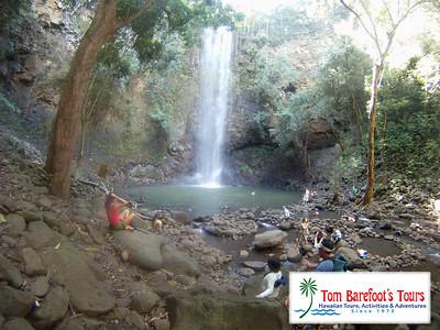Wailua River Guides, Secret Falls (Printable)