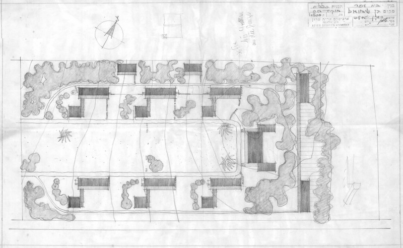 Preliminary Plan - Layout of Education Center