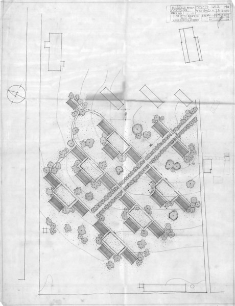 Residential Houses - Preliminary Layout