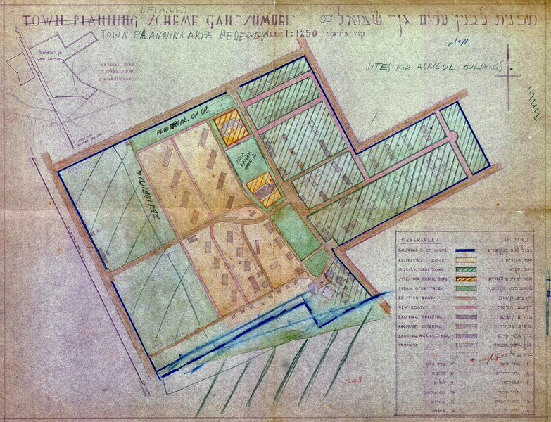 Scheme for the Kibbutz