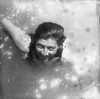 Cheska Rosenberg in the Pool, 1930