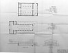 Reading Room and Library - Plans and Elevations