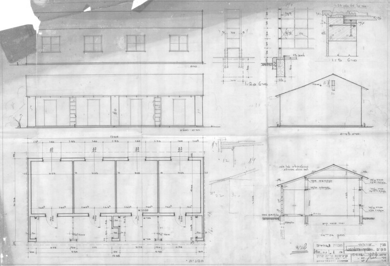 Apartment - Plans and Elevations