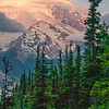 Mt Rainier sunrise