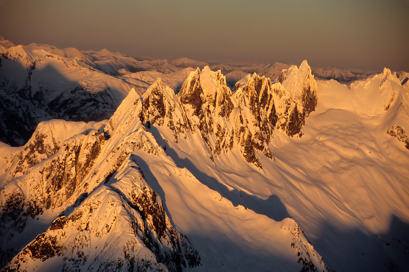 Picket Sunset