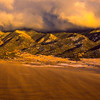 Storm over the Colorado Sand Dunes