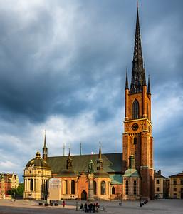 Ridderholm Church
