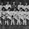 Season 1971-1972  Back row: David Hyde, Eric Way, Robin James, Ray Peacock, Gerry Baker, Delvin Stevens, Stan Marshall. Front row: Ian Hunter, Billy Bannister, Brian Knight, Ray Elliott, Tony Smith, Jim Baillie, Malcolm Keenan</CENTER>
