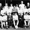 Season 1970-1971  Back row: Bill Brignall (Trainer), Jim Baillie, G Lapish, C Rex, Bob Wakerley, Tommy Dawson (Physiotherapist). Middle row: David Hyde, Eric Way, Malcolm Keenan, Ray Peacock, Ray Elliott, Stan Marshall, Delvin Stevens. Front row: Billy Bannister, B Griffin, Tommy Bickerstaff (Manager), Gerry Baker (Captain), L Froment (Secretary), Ian Hunter, Tony Smith</CENTER>
