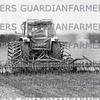 May 1976 Prepairing beet demo land at Stetchworth for drilling.