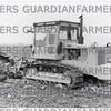 Jan 1984 - Caterpillar D5B VHP at John Atkinson, Hall Farm, Wainfleet, Lincs.