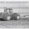 October 1983-John Deere 8850 ploughing.