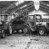 July 1979 The Manitou MB25p Farmlift fitted with Manifix heavy duty muck fork - winner of the Royal Agricultural Society's Silver Medal for innovation.
