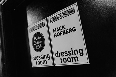 Mack Hofberg @ The Wedgewood Rooms Portsmouth 03/03/16