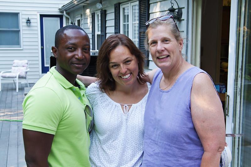 Giorgio, Betsy, Jay, Madison, CT (Aug 2015)