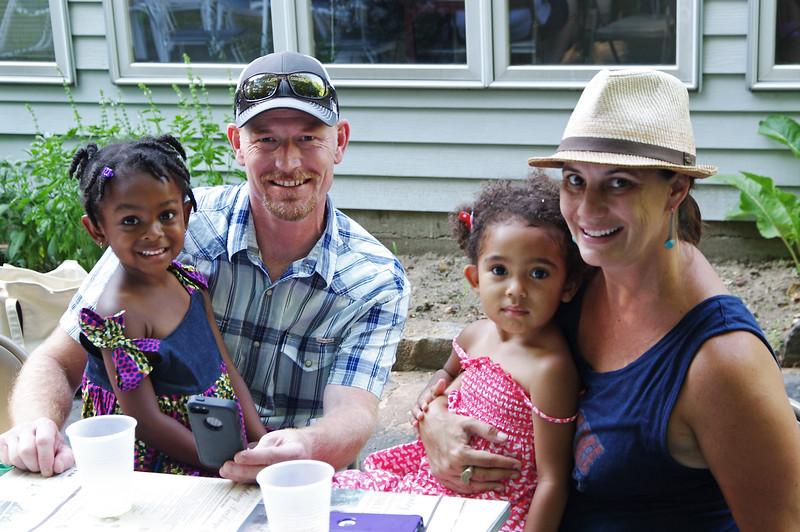 Kaya, Jack, Natsai, Jennifer, Madison, CT (Aug 2015)
