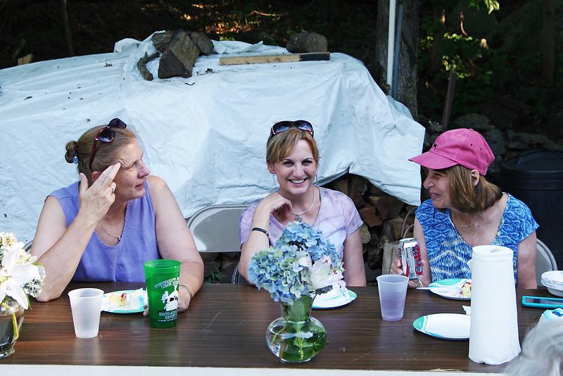 Jay, Tracy, Marge, Madison, CT (Aug 2015)