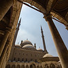 Citadel Mosque.<br /> <br /> Cairo, Egypt