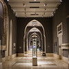 Interior of the Museum of Islamic Art in Cairo, Egypt.