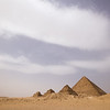 The least Great Pyramids.<br /> <br /> Giza, Egypt