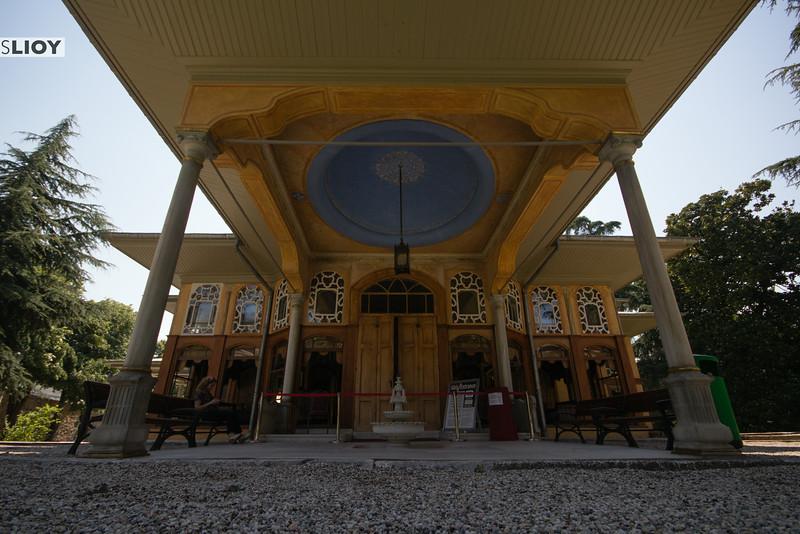 aynalikavak pavilion porch
