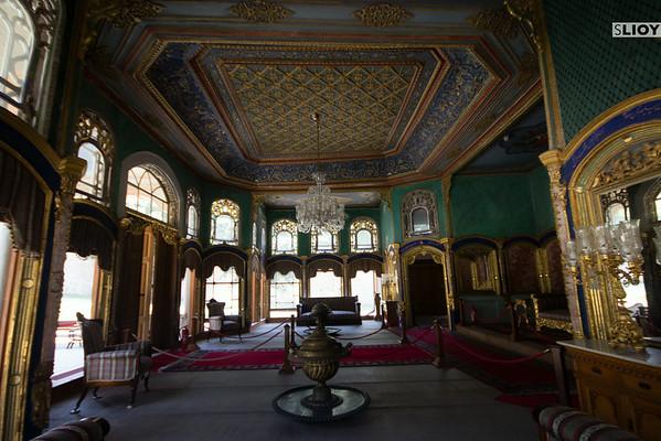 aynalikavak pavilion interior