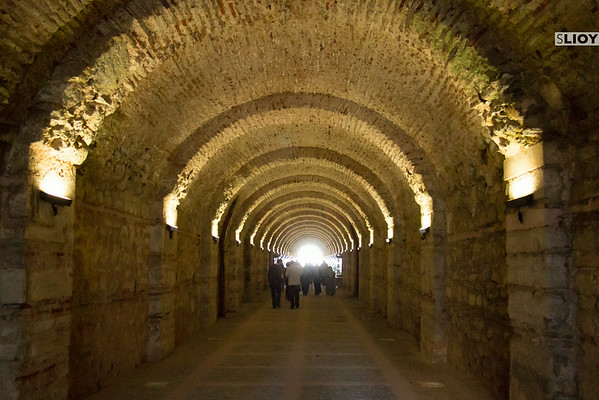 beylerbeyi palace tunnel