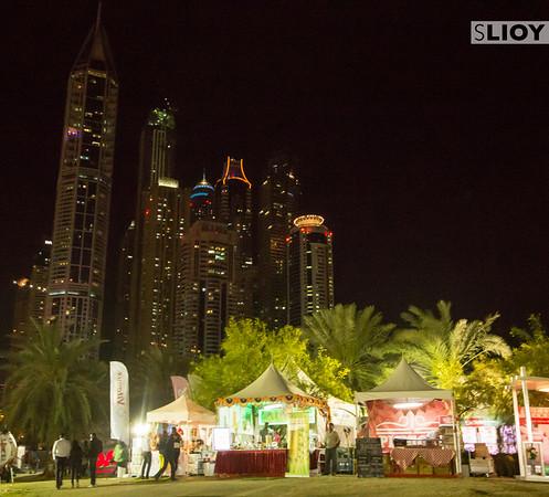 Taste of Dubai festival 2015.