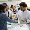The Kenwood Cooking School with Chef Bader Najeeb Al Awadhi at  Taste of Dubai festival.
