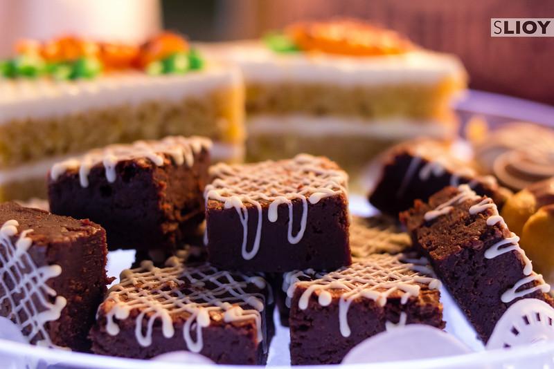 Baked good in Dubai.
