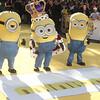 Minions World Premiere
