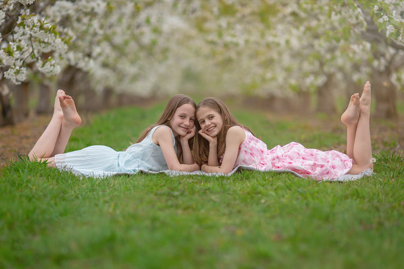 2019 - Twins in Cherry Blossom 024