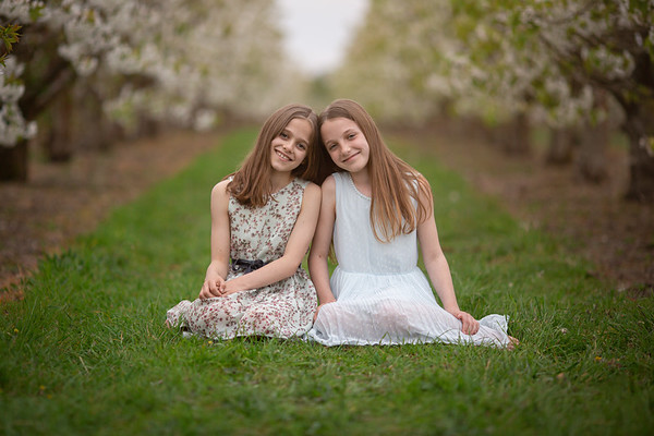 2019 - Twins in Cherry Blossom 025