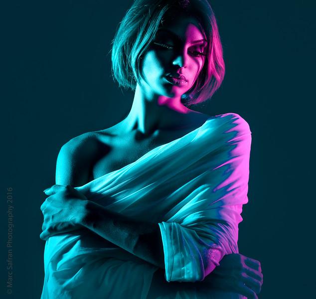 Adrianny Rivera - Model