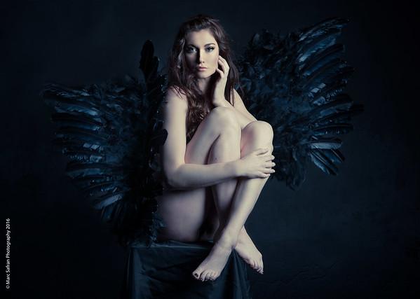 Winged Angel - Karla Reilly