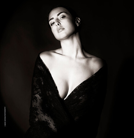 Model, Nude