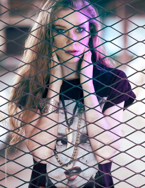 Kayla Conine ;  HMUA: Sarah Stark