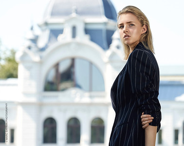 Virag Vanya - Budapest,  courtesy of Highlight Models