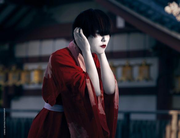 Yuka - Model in Osaka, Japan