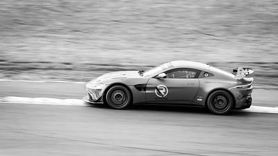 Aston Martin DTM Taxi Ride