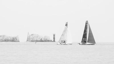 Newrest Art Et Fêntres and Pip Hare Ocean Racing