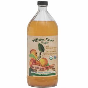 MEV Apple Cider Vinegar 32 oz  front