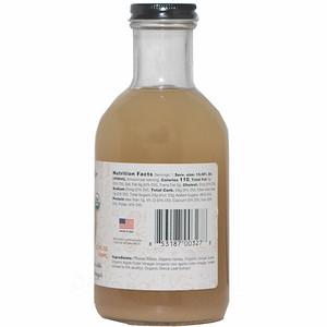 MEV drink Ginger Honey sku side