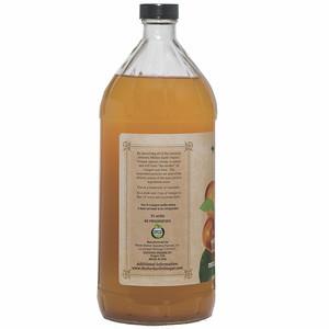 MEV Apple Cider Vinegar 32 oz  non sku side