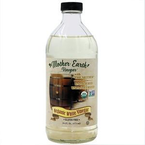 MEV White Vinegar 16 oz  front v2