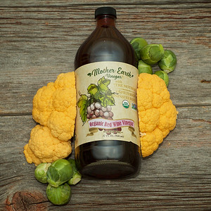 MEV Red Wine w cauliflower